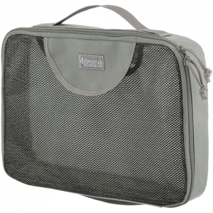 Maxpedition Cuboid Waterproof Organizer's Bag in Black 1000D Nylon Mesh - 1802F