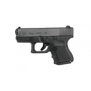 "Rebuilt Glock 27 .40 S&W 9+1 3.46"" Pistol in Matte (Gen 4) - PG27501"