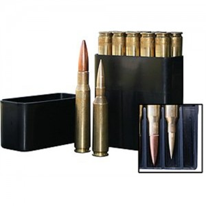 MTM 10rd 50BMG Black Slip Top Ammo Box BMG1040