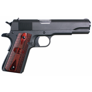"""Kahr Arms 1911 .45 ACP 7+1 5"""" 1911 in Carbon Steel (WWII with U.S. Logo) - 1911PKZSEW"""