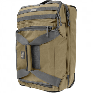 Maxpedition Tactical Rolling Carry-On Waterproof Carry On Suitcase in Khaki-Foliage - 5001KF