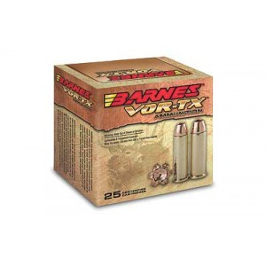 Barnes Bullets VOR-TX .45 Long Colt XPB, 200 Grain (20 Rounds) - BB45CLT3