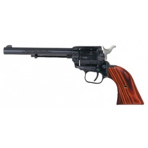 """Heritage Rough Rider .22 Long Rifle 6-Shot 6.5"""" Revolver in Blued - RR22B6"""
