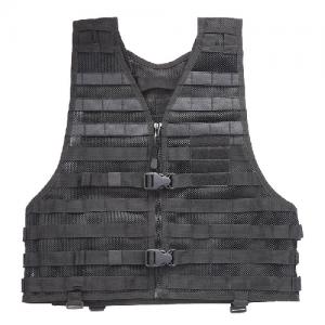 VTAC LBE Tactical Molle Vest Size: 4XL Color: Black