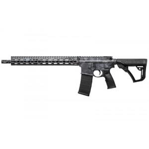 "Daniel Defense M4 V11 .223 Remington/5.56 NATO 30-Round 16"" Semi-Automatic Rifle in Kryptek Typhon Camo - 02-151-05148-047"