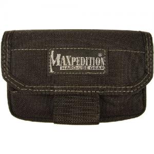 Maxpedition Volta Battery Pouch Pouch in Black 1000D Nylon - 1809B