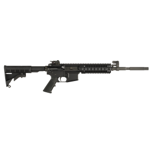 "Colt Match Target .223 Remington/5.56 NATO 9-Round 16"" Semi-Automatic Rifle in Black - MT6400R"