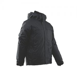 Tru Spec 3-in-1 H2O Proof Men's Full Zip Jacket in Black - 2X-Large