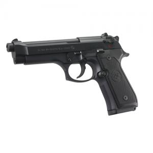 """Beretta M9 9mm 15+1 4.9"""" Pistol in Bruniton/Black (Ambidextrous Manual, Firing Pin Safety) - J92M9A0M"""
