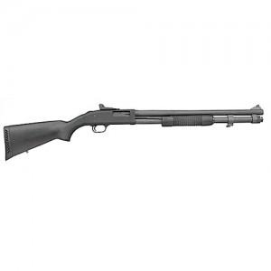 "Mossberg 590 Special Purpose .12 Gauge (3"") 7-Round Pump Action Shotgun with 20"" Barrel - 50663"
