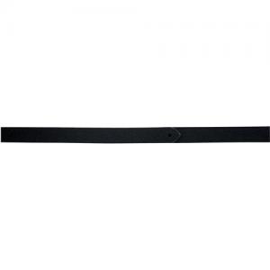 Aker Leather Reinforced Dress/Gun Lined Belt in Basket Weave - 34