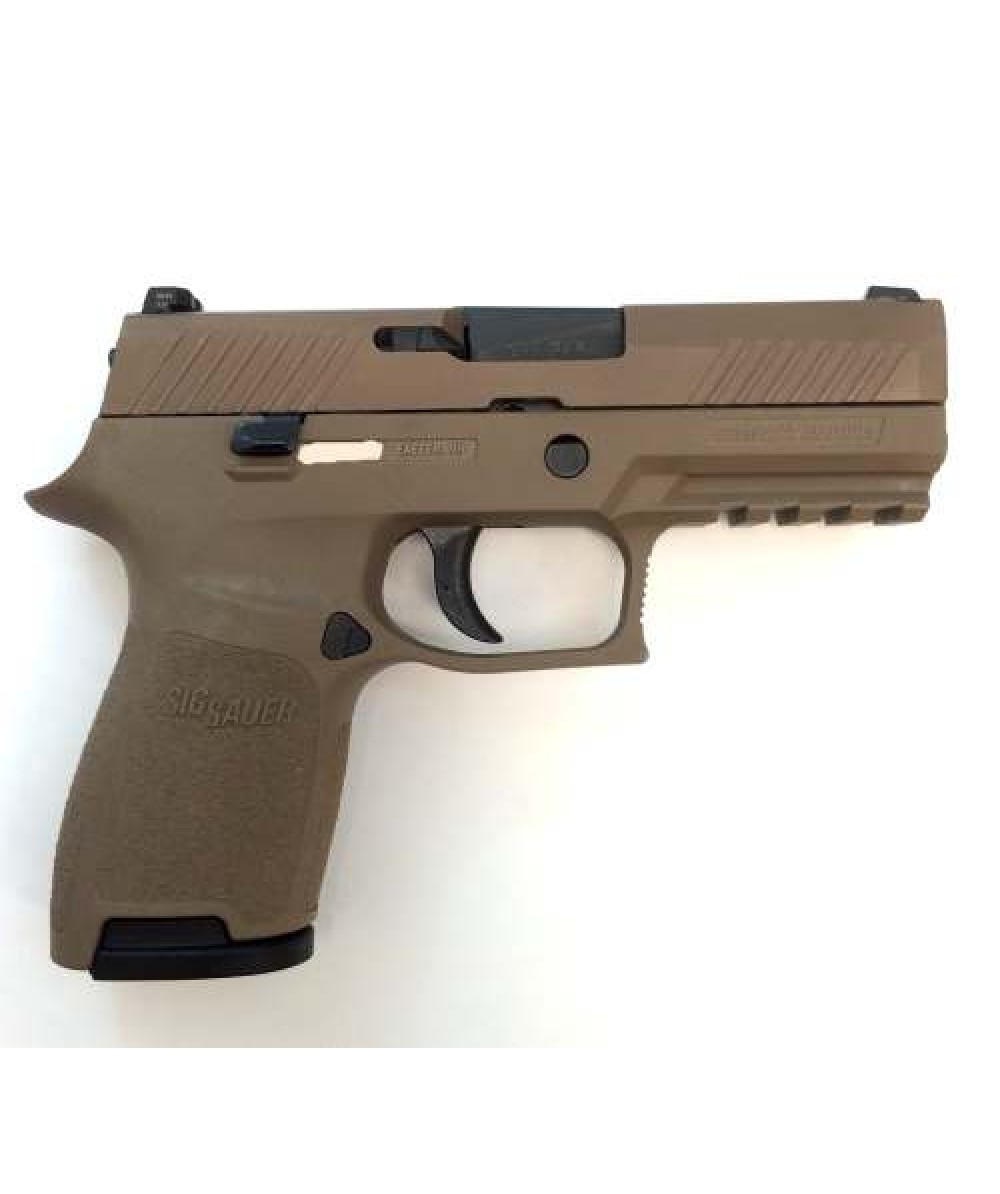 Sig Sauer P320 Compact 9mm 15+1 3 9