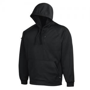 Dickies Tactical Fleece Men's Pullover Hoodie in Black - 3X-Large