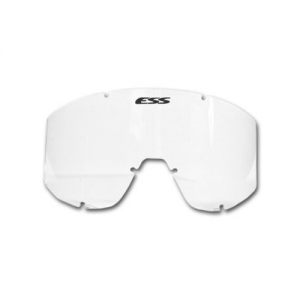 Innerzone Lens Clear - 2.4mm Innerzone interchangeable lens with NFPA markings