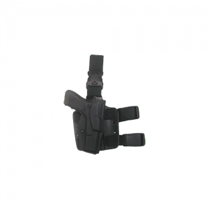 Safariland 6355 ALS Right-Hand Thigh Holster for Glock 34 in STX Tactical Black (W/ ITI M3) - 6355-6832-131