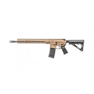 "CMMG Mk4 RCE .223 Remington/5.56 NATO 30-Round 16.1"" Semi-Automatic Rifle in Flat Dark Earth (FDE) - 55A59B3-FDE"