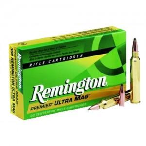 Remington .300 Remington Ultra Magnum Swift Scirocco Bonded, 180 Grain (20 Rounds) - PR300UM3