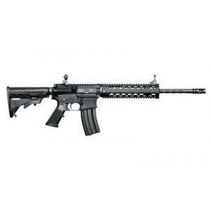 """YHMCO Carbine .223 Remington/5.56 NATO 30-Round 16"""" Semi-Automatic Rifle in Black - YHM-8810"""