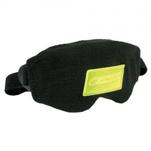 Nomex Heat Sleeve - Nomex heat-resistant sleeve w/reflective patch