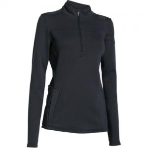 Under Armour Tactical Job Fleece Women's 1/4 Zip Jacket in Dark Navy - Large