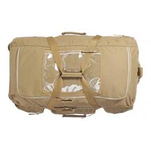 5.11 Tactical Mission Ready 2.0 Weatherproof Rolling Duffel Bag in Sandstone - 56960