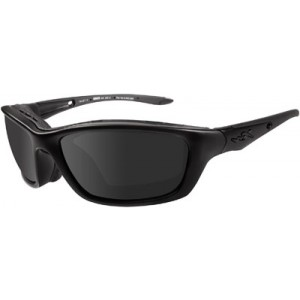 Wileyx Eyewear Brick Climate Control Outdoor Safety Glasses Matte Black 854