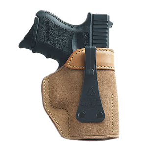 "Galco International Ultra Deep Cover Right-Hand IWB Holster for J-Frame in Tan (2"") - UDC158"