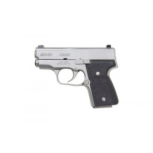 "Kahr Arms MK40 .40 S&W 5+1 3"" Pistol in Matte Stainless - M4043NA"