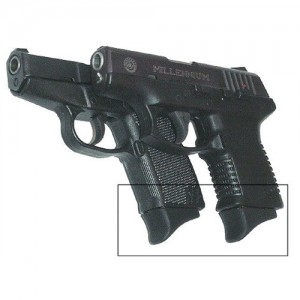 Pearce Black Grip Extension For Taurus PT111/KelTec P11 PG11