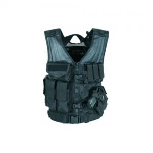 MSP-06 Entry Assault Vest Color: Black Multicam Size: Large/XXL (fits chest size 41