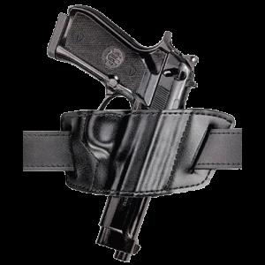"Safariland Model 527 Right-Hand Belt Holster for Smith & Wesson Sigma 9C, Sigma 40C, Sw40V, Sw9V in Black (1.75"" Belts) - 5274061"