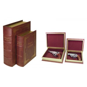 PSP Products Diversion Book Set Brown DB2