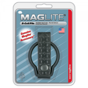 MagLite D-Cell Belt Holder in Basket Weave - ASXD056