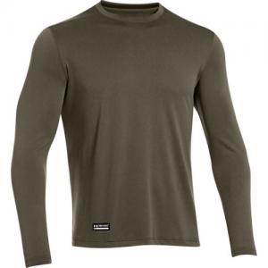 Under Armour Tech Men's T-Shirt in Marine O.D. Green - 2X-Large