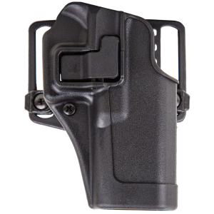 Blackhawk Serpa CQC Left-Hand Multi Holster for Glock 17, 22, 31 in Matte Black (0) - 410500BKL