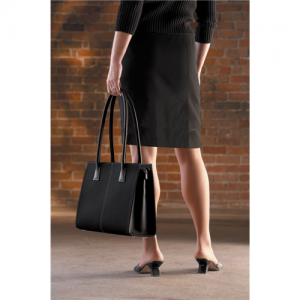 Galco International Metropolitan Handbag in Black - METBK