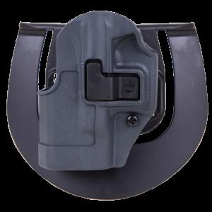 Blackhawk Serpa Sportster Left-Hand Paddle Holster for Glock 26, 27, 33 in Grey - 413501BKL