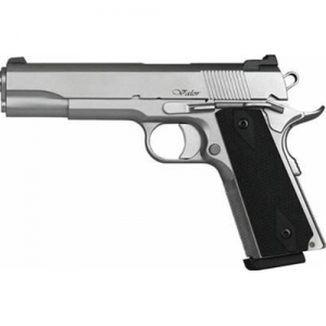 """Dan Wesson Valor 10mm 8+1 5"""" 1911 in Stainless (Tactical 2 Dot Tritium) - 01862"""