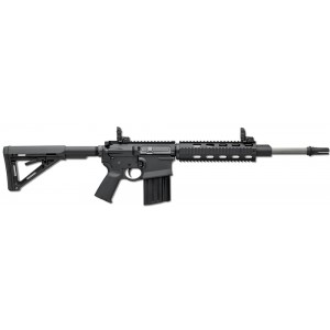 """DPMS Panther Arms G2 Recon .223 Remington/5.56 NATO 30-Round 16"""" Semi-Automatic Rifle in Black - 60543"""