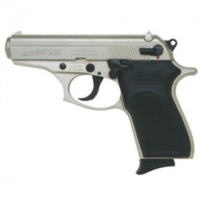 "Bersa Thunder .380 ACP 7+1 3.5"" Pistol in Nickel - THUN380NKLT"