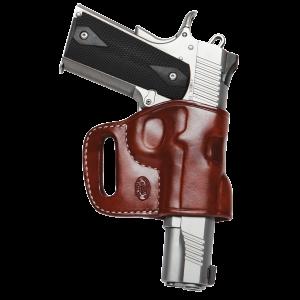 """El Paso Saddlery CEKSRR Combat Express Kimber Solo 9mm 2.7"""" Barrel Leather Russet - CEKSRR"""