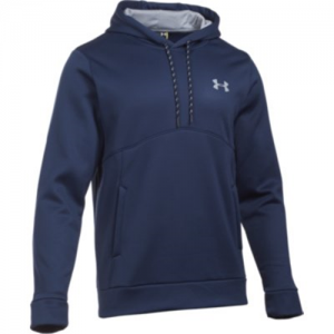 Under Armour Storm AF Icon Men's Pullover Hoodie in Midnight Navy - 2X-Large