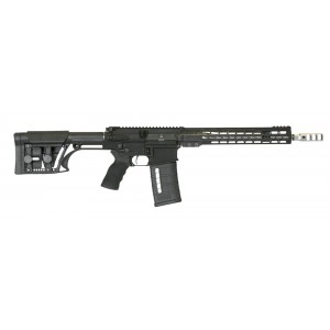 "Armalite AR-10 .308 Winchester/7.62 NATO 25-Round 13.5"" Semi-Automatic Rifle in Black - AR103GN13"