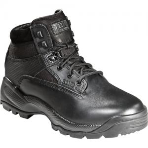 ATAC 6  Boot with Side Zip Color: Black Shoe Size (US): 5 Width: Regular