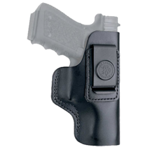 Desantis Gunhide Insider Right-Hand IWB Holster for Kahr Arms K9, K40, Mk9, Mk40, P9, P40, P45 in Black - 031BAD9Z0