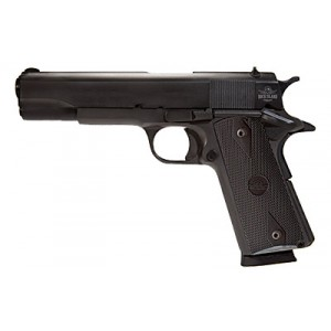 """Rock Island Armory 1911 .38 Super 9+1 5"""" 1911 in Fired Case/Parkerized - 51815"""