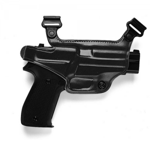 "Galco International S3H Right-Hand Shoulder Holster for AMT Hardballer in Black (5"") - 212B"