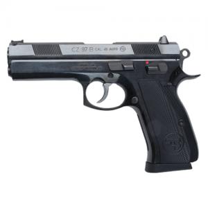 "CZ 97 B .45 ACP 10+1 4.5"" Pistol in Black - 01411"