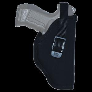 Grovtec GTHL14712R Hip Hlst 12 RH Blk Nylon For Glock 26/27 - GTHL14712R