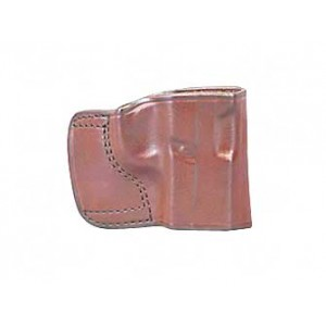 Don Hume Jit Slide Holster, Fits Sigma 9/40, Right Hand, Brown Leather J980250r - J980250R
